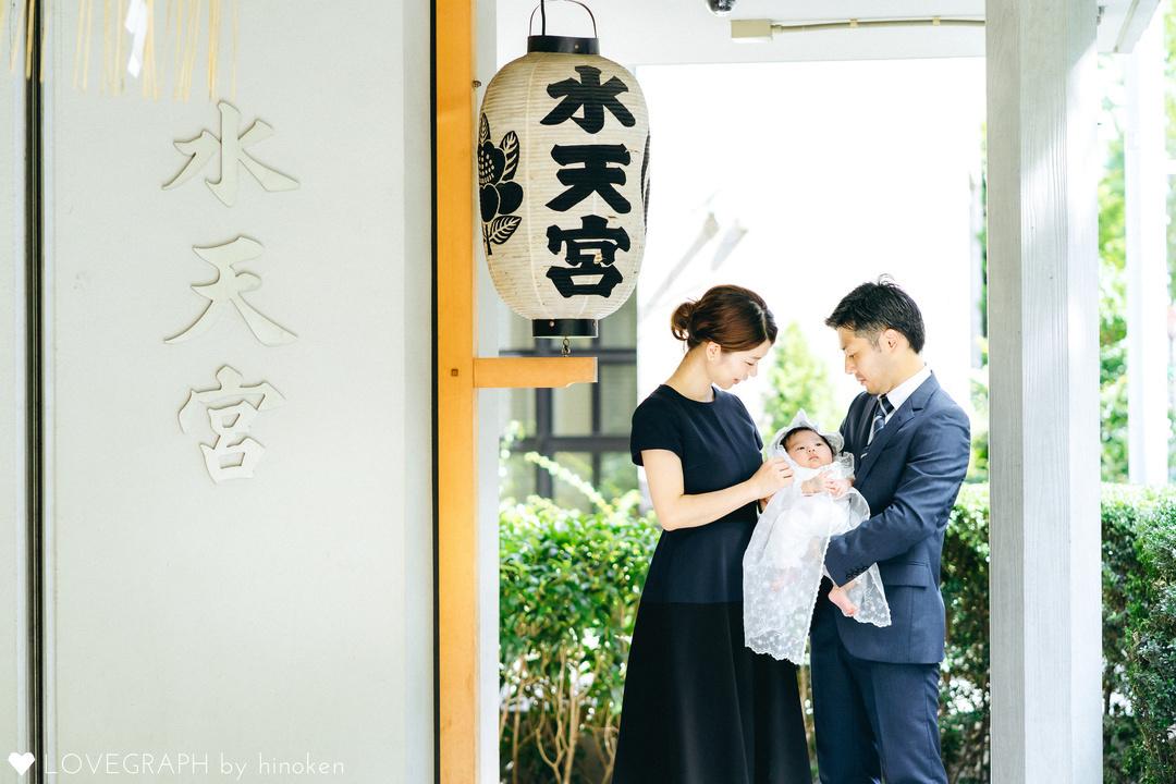 東京水天宮での「お宮参り」人気の理由&写真撮影について