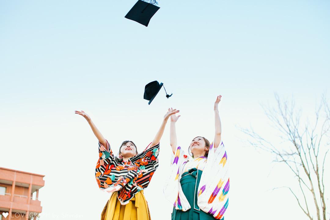 卒業式!初めて着る袴をかっこよく着こなす方法