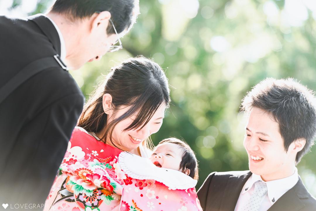 お宮参りの撮影用の着物レンタルサービス「きものレンタリエ」を紹介します