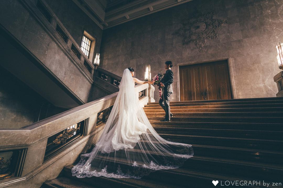 結婚式へ自分好みのカメラマンが撮影に!二次会や前撮りも!