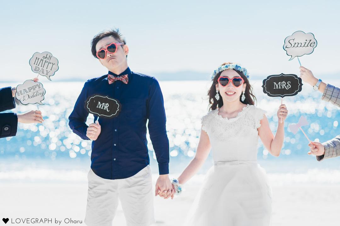 おしゃれすぎる夫婦写真を撮りたい時に!今すぐ使えるおしゃれフォトアイディア  5番目の写真