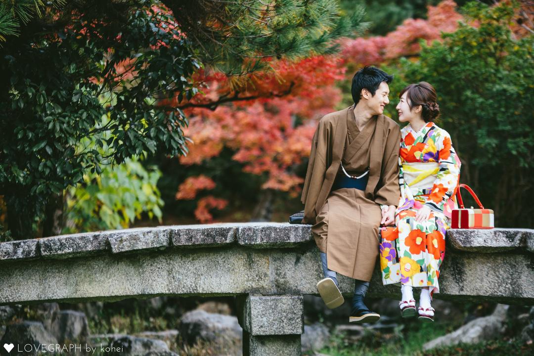 おしゃれすぎる夫婦写真を撮りたい時に!今すぐ使えるおしゃれフォトアイディア  6番目の写真