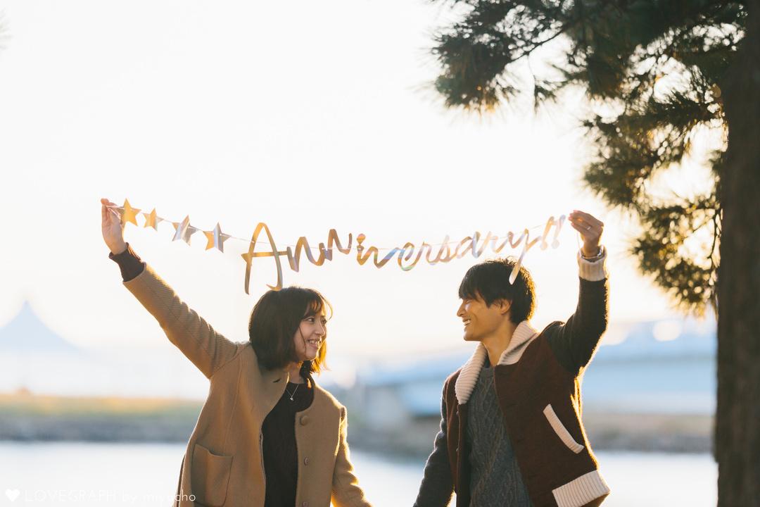 1年記念日を迎えるカップルに人気のデート&プレゼント特集  8番目の写真