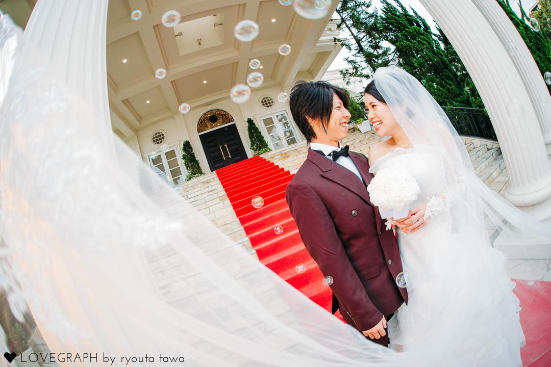結婚式へ自分好みのカメラマンが撮影に!二次会や前撮りも!  15番目の写真