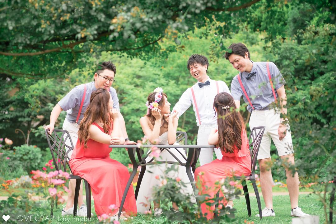 結婚式へ自分好みのカメラマンが撮影に!二次会や前撮りも!  6番目の写真