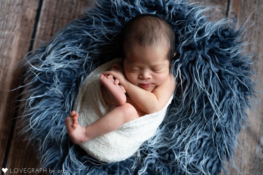 """赤ちゃんがうまれた喜びを形に残す""""アートニューボーンフォト""""の撮影に密着♩撮影同行レポートvol.2  10番目の写真"""