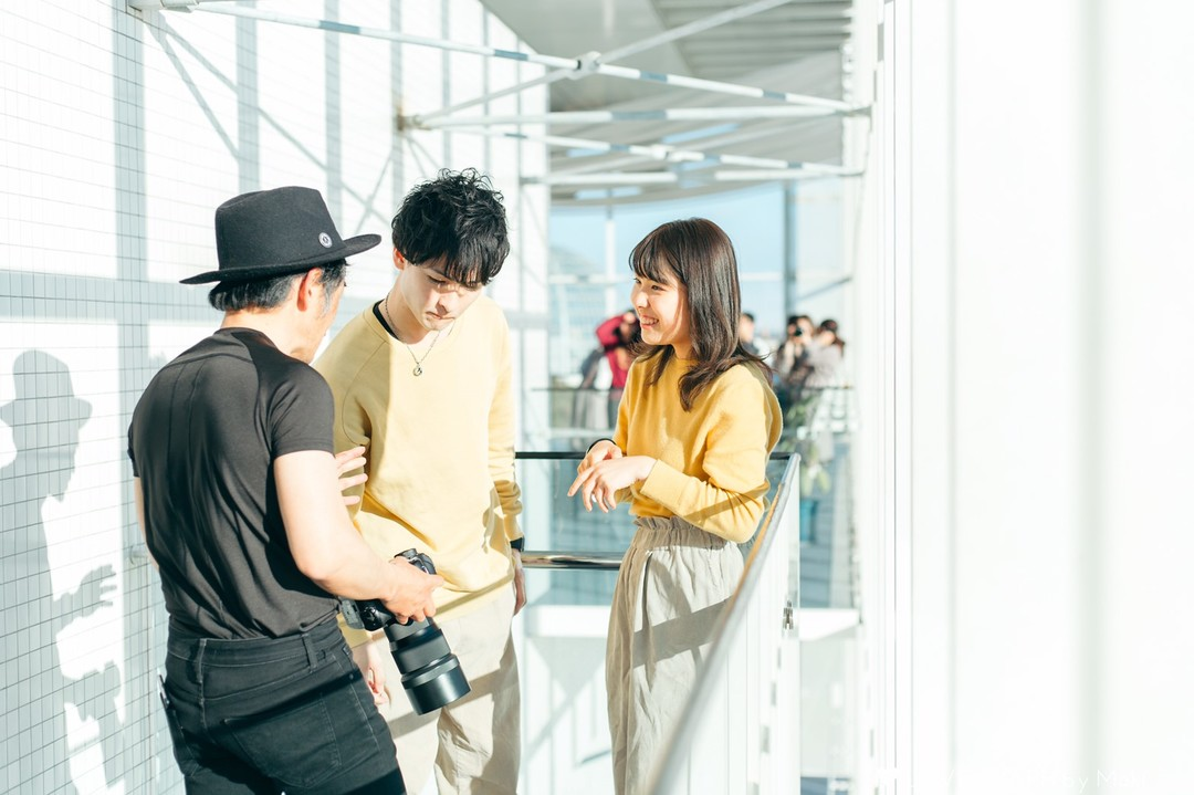「大好きだけが、僕を突き動かす」Best Love賞受賞 原田祐紀インタビュー  6番目の写真