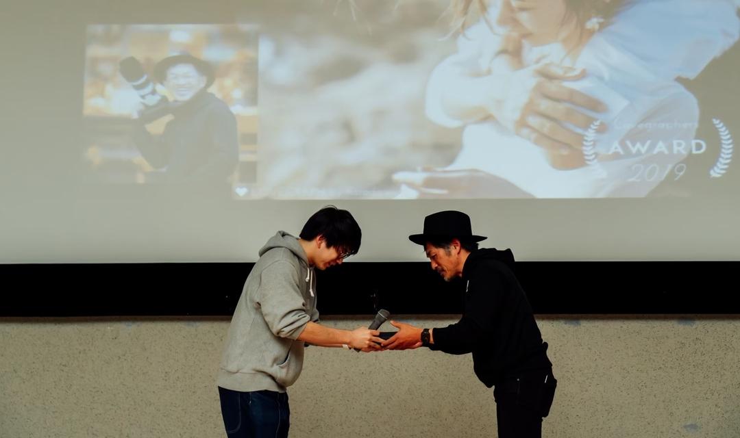 「大好きだけが、僕を突き動かす」Best Love賞受賞 原田祐紀インタビュー  8番目の写真