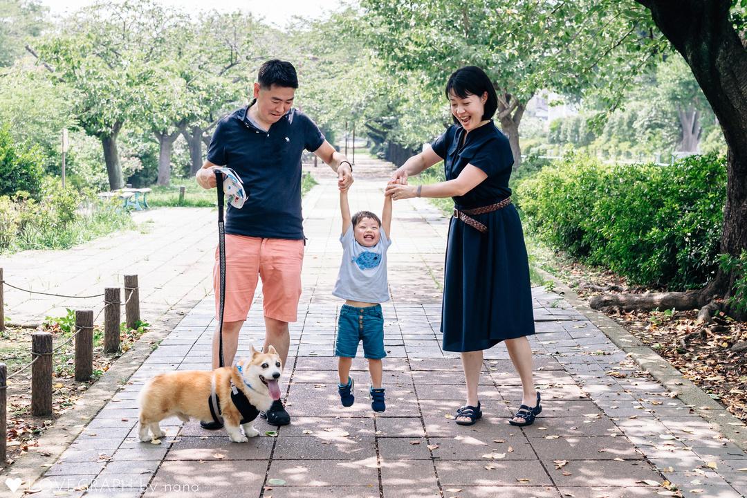 YU | 家族写真(ファミリーフォト)