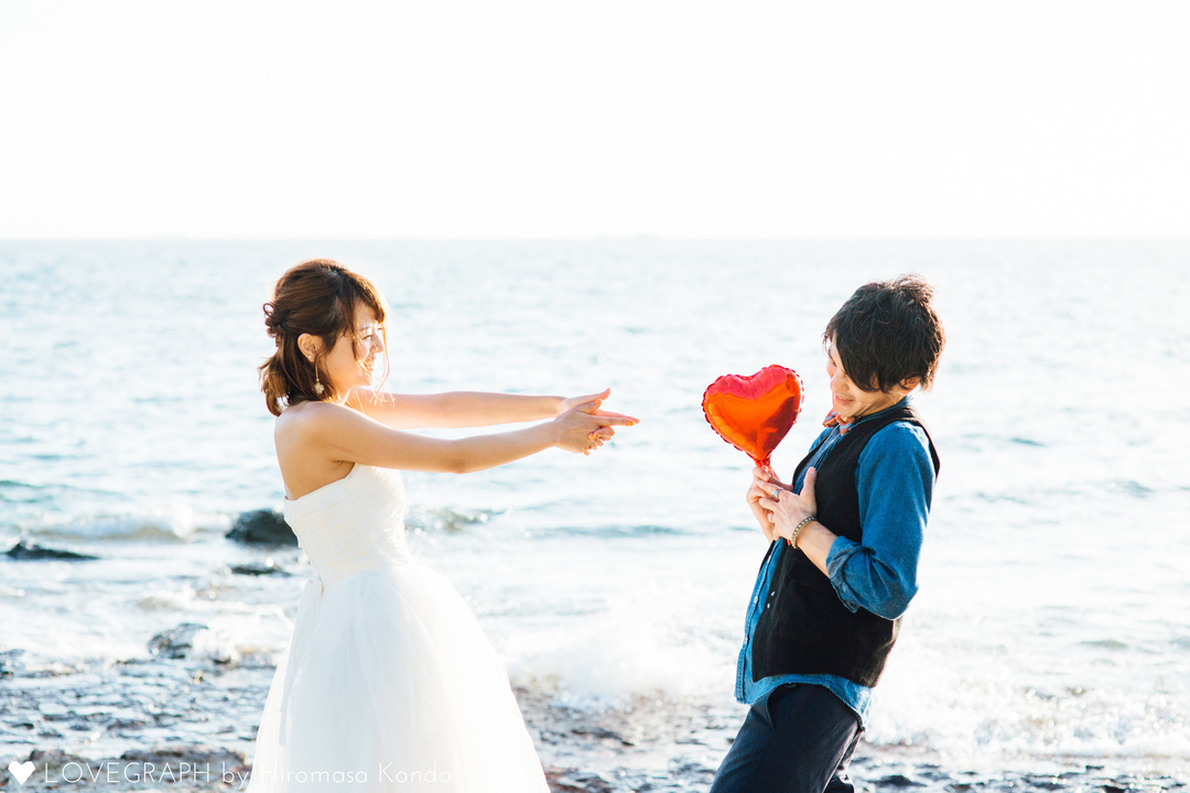 Naoki×Shiho   夫婦フォト