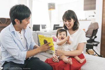 Yamasaki Family  | 家族写真(ファミリーフォト)