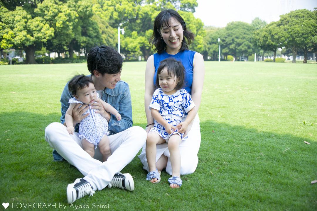 Naoko Family | 家族写真(ファミリーフォト)