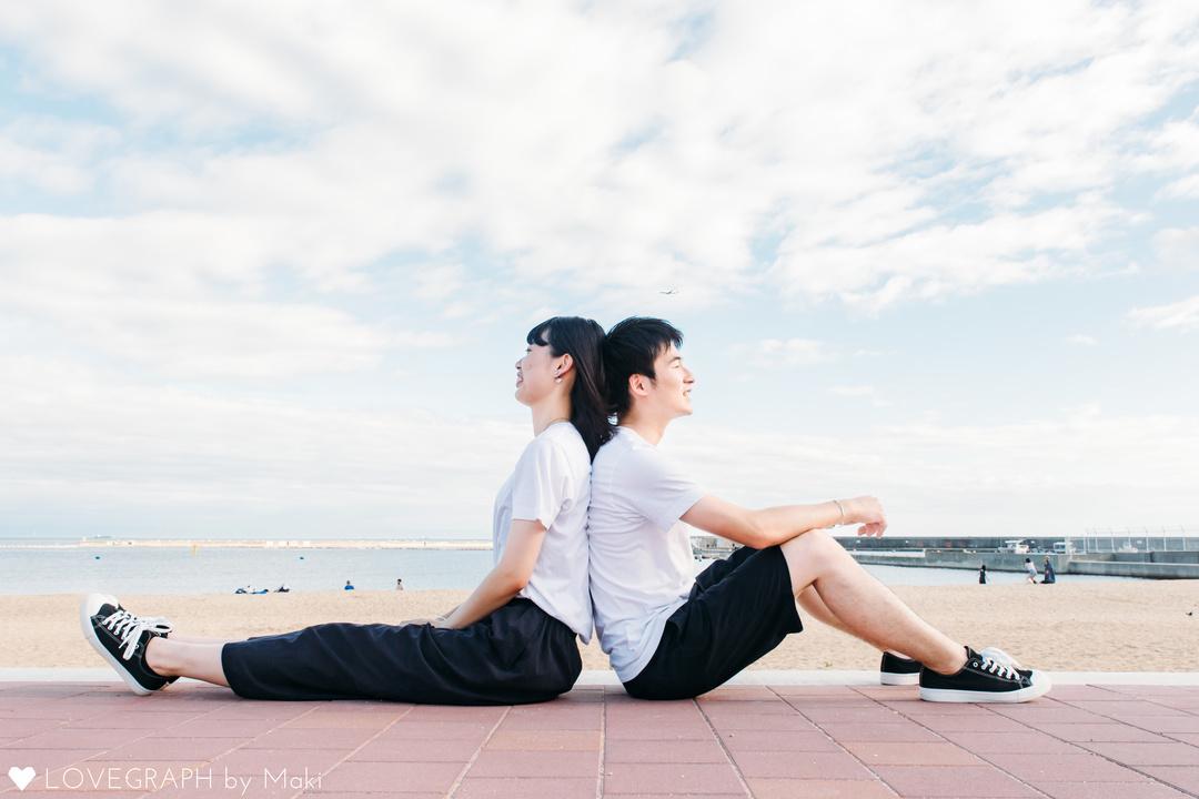 Takafumi×Mao | カップルフォト