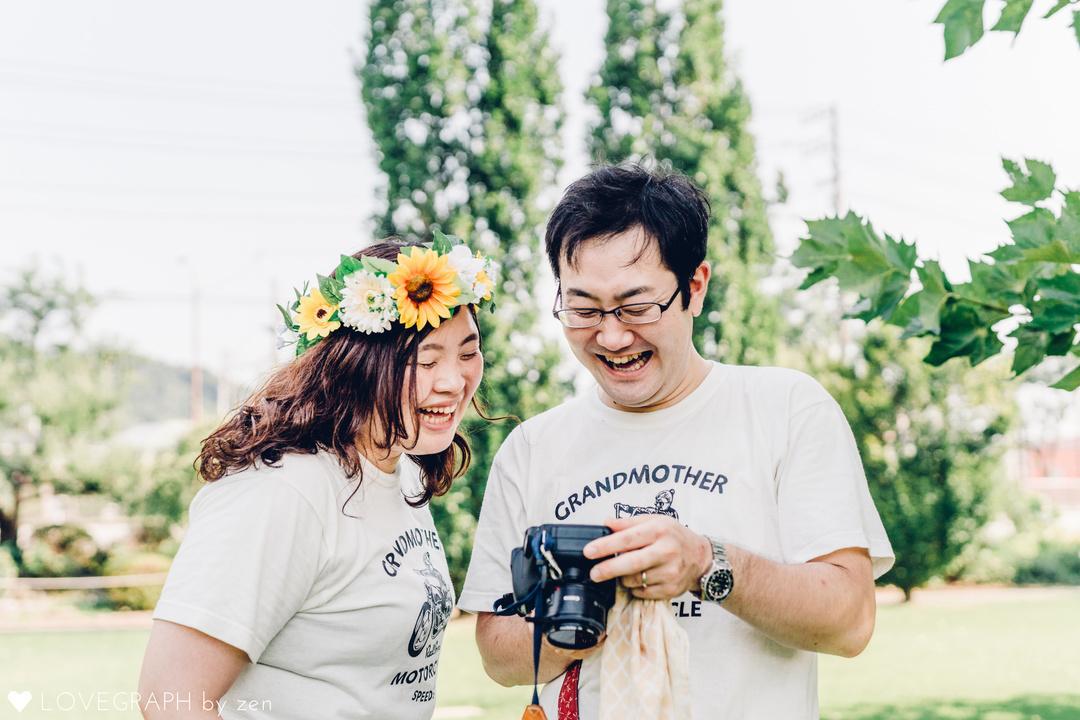 Yama×Iku Summer | 夫婦フォト