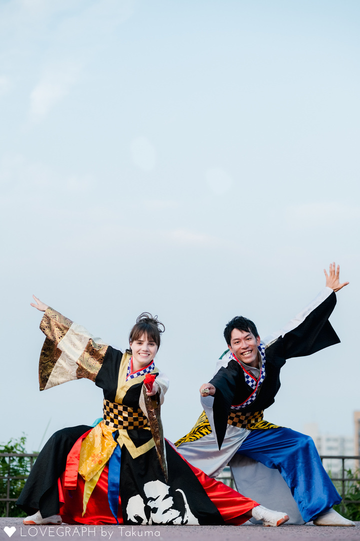 Shimi x Bene | カップルフォト