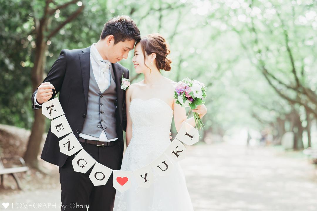 Kengo × Yuki | 夫婦フォト
