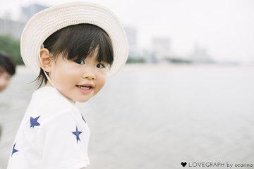 Ho-chan Family | 家族写真(ファミリーフォト)