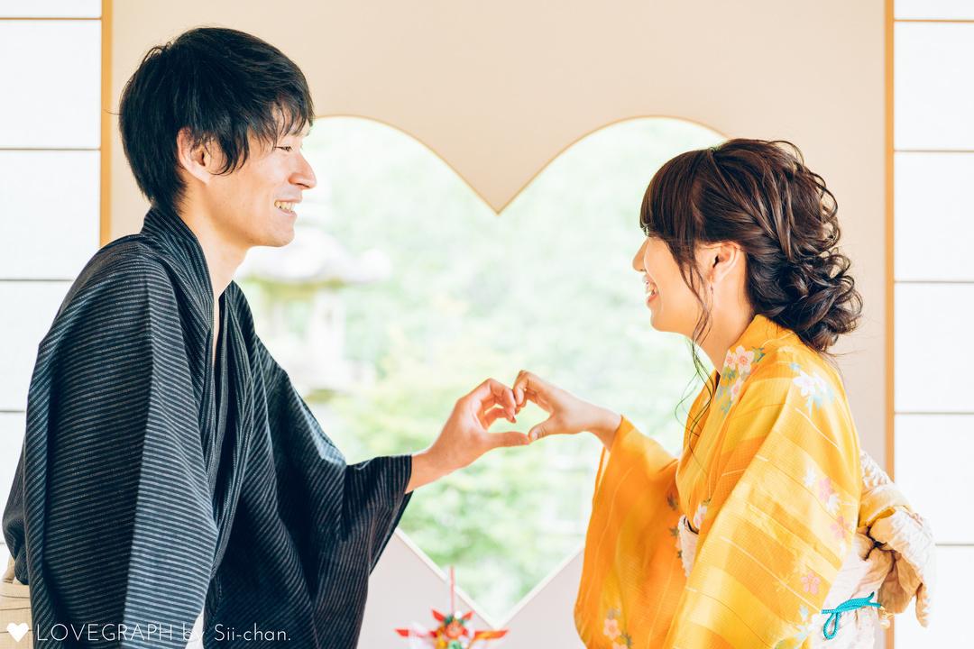 Kana×Souichirou | カップルフォト