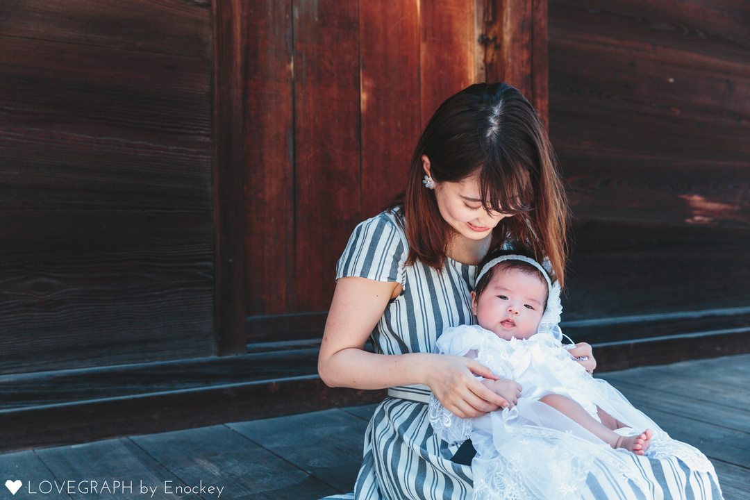 Chisa Family | 家族写真(ファミリーフォト)