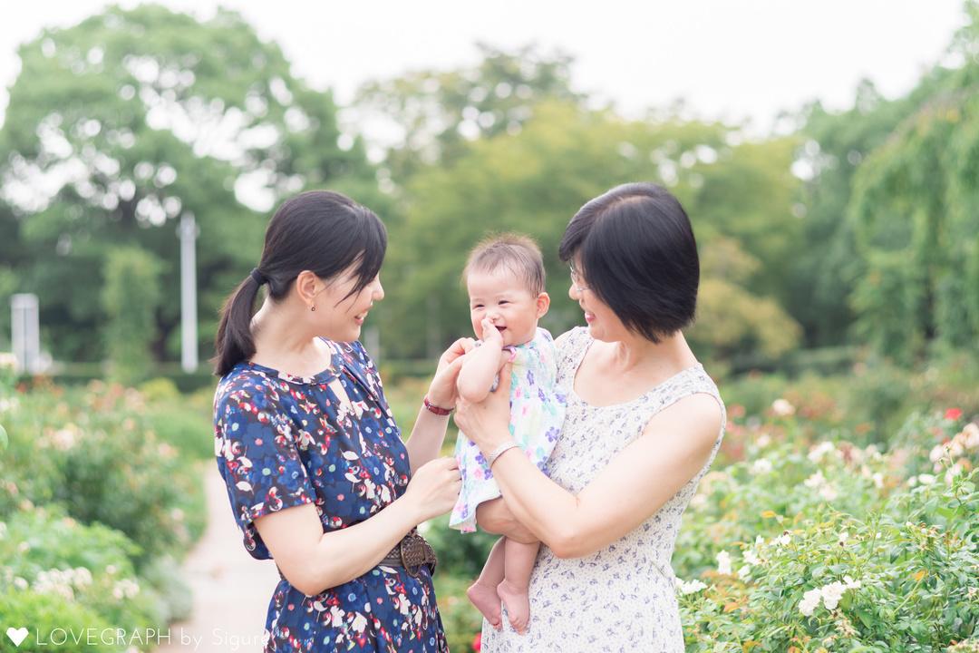 Sarah Family   家族写真(ファミリーフォト)