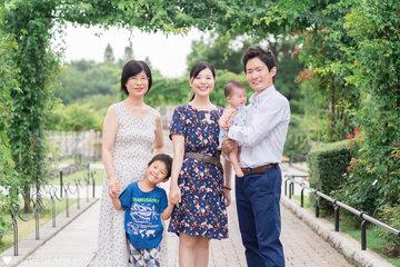 Sarah Family | 家族写真(ファミリーフォト)