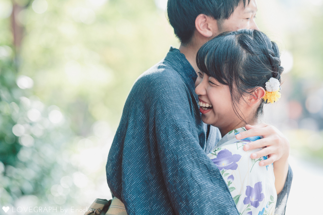 Junya x Mio | カップルフォト