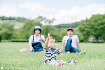 Nara family | 家族写真(ファミリーフォト)