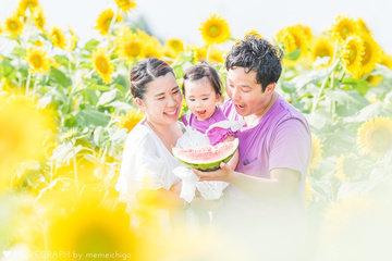 SS Family | 家族写真(ファミリーフォト)