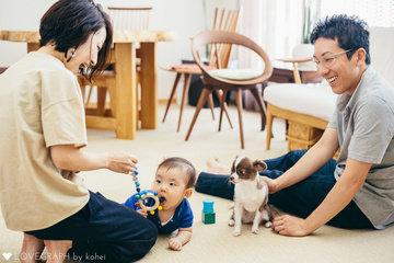 Iori  Family | 家族写真(ファミリーフォト)