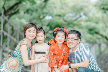 Emirio Family | 家族写真(ファミリーフォト)