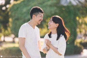 Hiroaki×Mamiko | 夫婦フォト