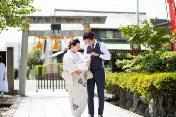 伊奴神社 | 家族写真(ファミリーフォト)