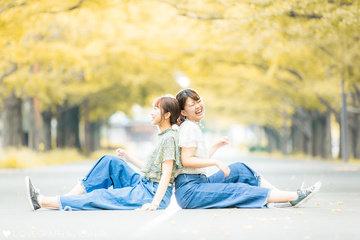 Mai&Misaki | フレンドフォト(友達)