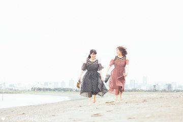 Saori × Kanami | 家族写真(ファミリーフォト)