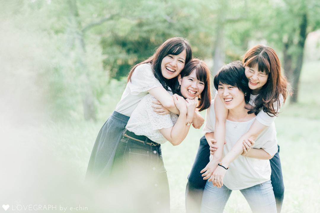 Yumiko Friends   フレンドフォト(友達)