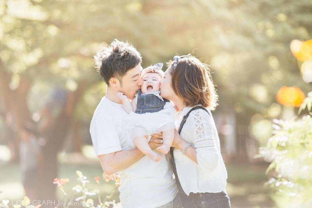 Family R&Y | 家族写真(ファミリーフォト)