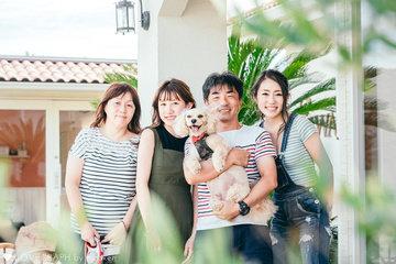 家族旅行 | 家族写真(ファミリーフォト)
