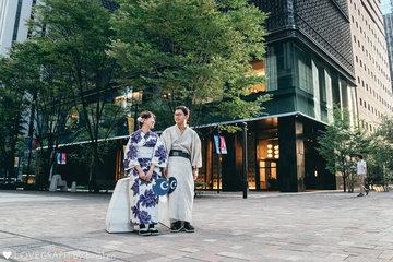 Taka&Risa | カップルフォト