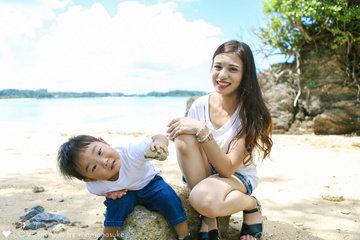 Kaori Family | 家族写真(ファミリーフォト)