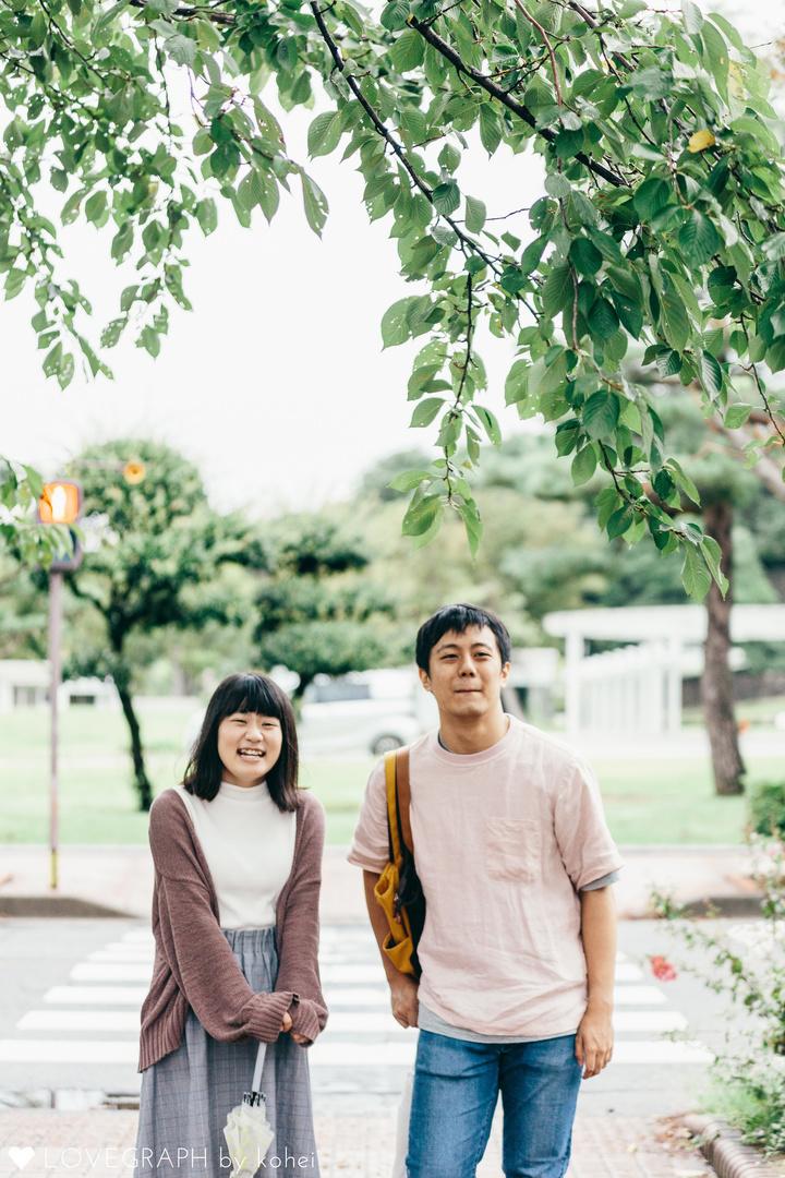 Shigeki × Mizuki | カップルフォト