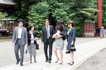 Jun&Ayako Family〜お宮参り〜 | 夫婦フォト