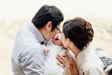 Natsu Family | 家族写真(ファミリーフォト)