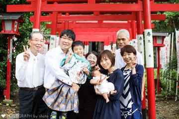 aoi wataru Family | 家族写真(ファミリーフォト)