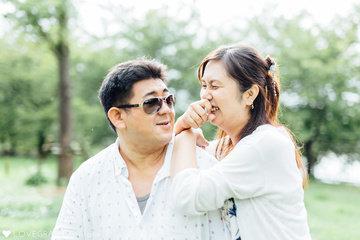 Tanaka Family | 夫婦フォト