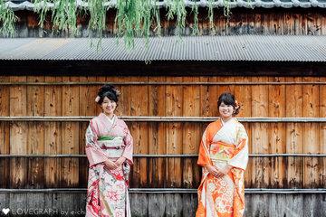 Shiori × Nanaka | フレンドフォト(友達)