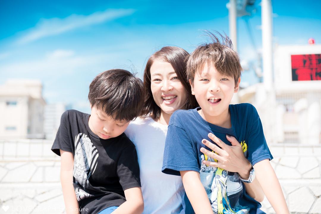 YODA Family   家族写真(ファミリーフォト)