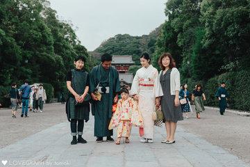 Matsui Family | 夫婦フォト