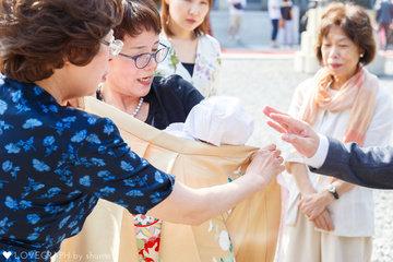 Aoi's 1st ceremony | 家族写真(ファミリーフォト)