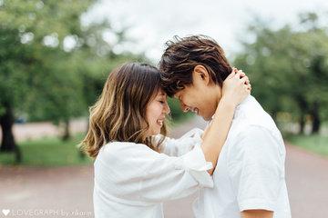 YUKI × YUKO | 夫婦フォト