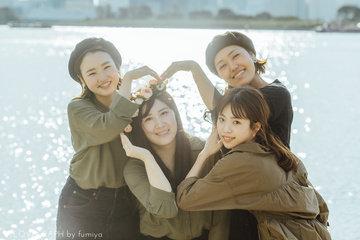 Shihomi × Friends | フレンドフォト(友達)